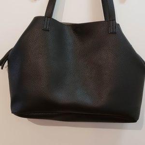 Black American Eagle Tote Bag